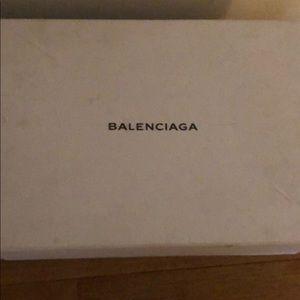 Balenciaga size 7 in men's